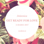 Get ready for love