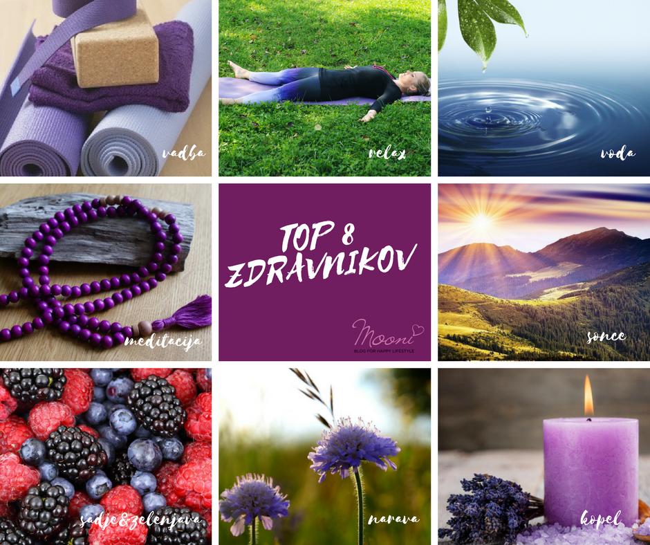 TOP 8 ZDRAVNIKOV_blog_zdrav način življenja_naravno zdravje_mooni