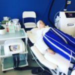 Razvajanje v CryO2 kliniki