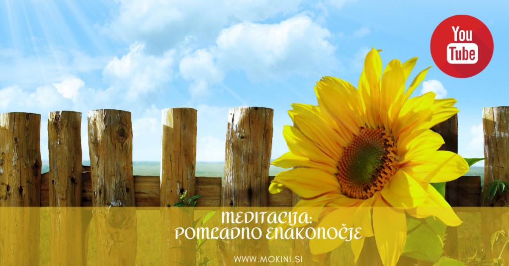 Meditacija POMLADNO ENAKONOČJE_POMLADNI EKVINOKCIJ_MOKINI YOGA
