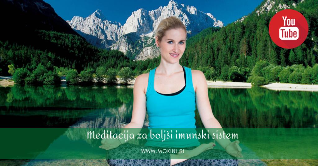 Meditacija za boljši imunski sistem